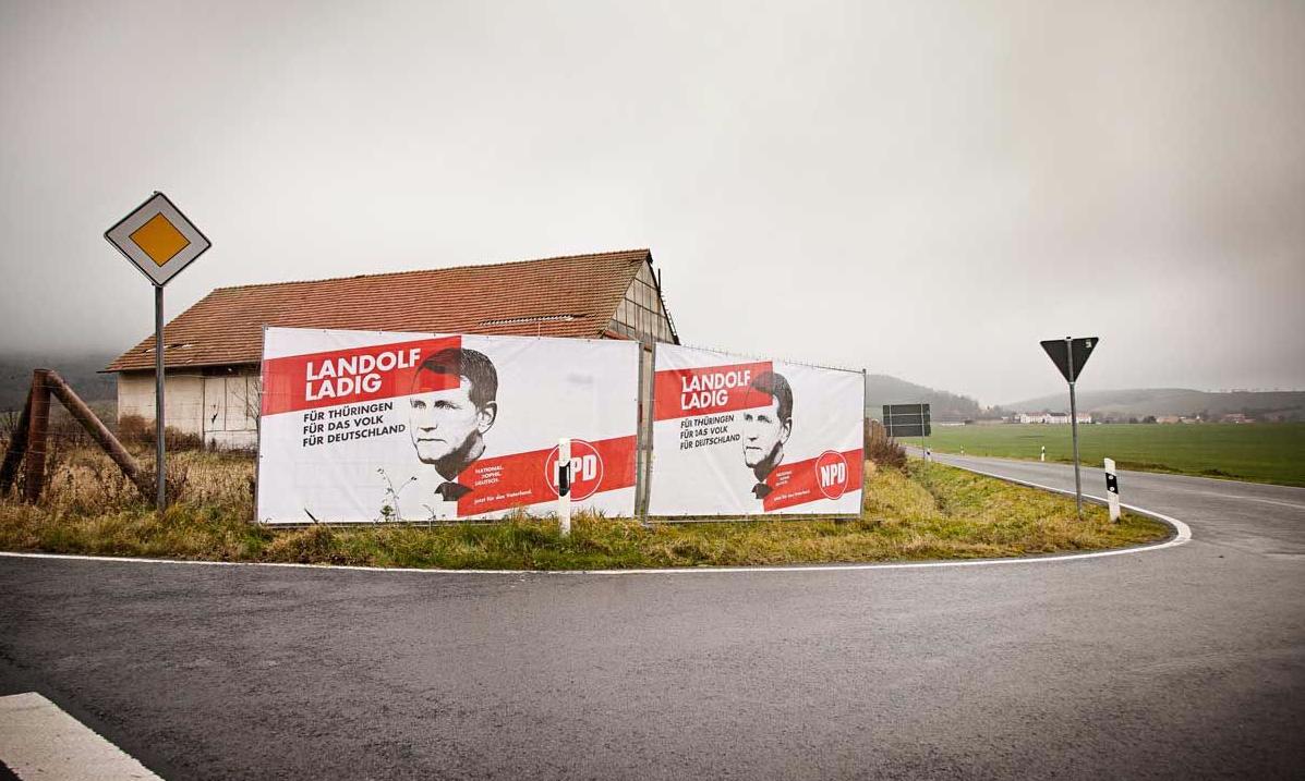 Landolf Ladig, NPD